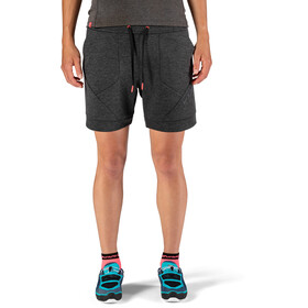 Dynafit 24/7 Track Shorts Damer, black out melange